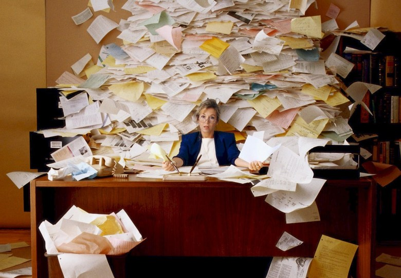 pile-of-paper