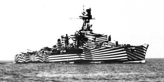 Barco Camuflado