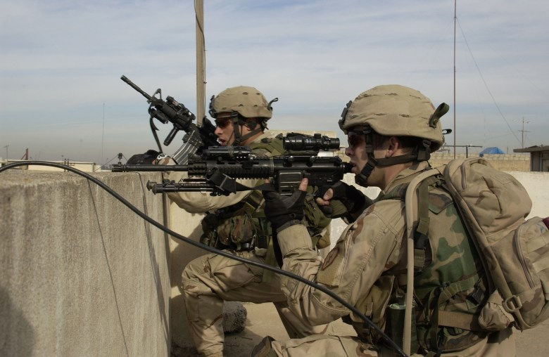 US Army Soldiers Irak