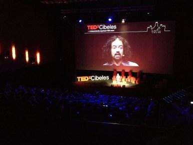 Chris Jordan en TEDx Cibeles