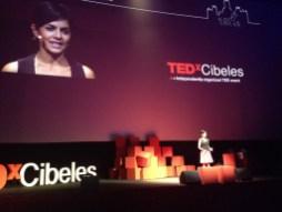 Simran Sethi en TEDx Cibeles