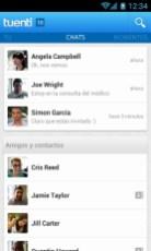chat android nuevo tuenti