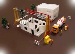 Impresión 3D para la construcción de casas