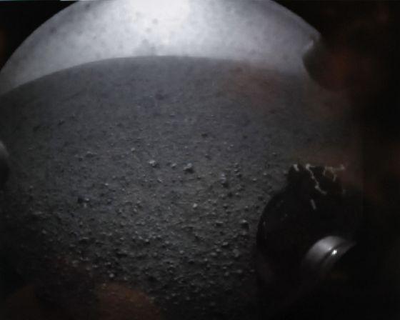 Curiosity llega a Marte
