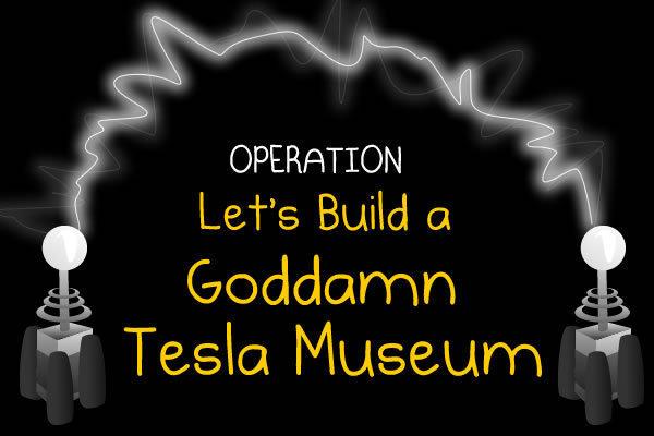 Campaña Tesla Museum