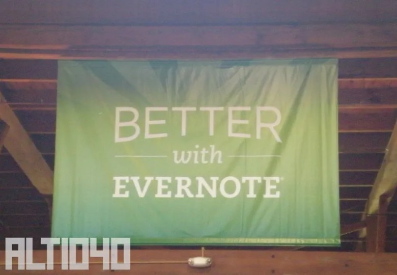 Better with Evernote