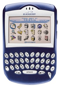 BlackBerry 7200
