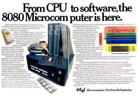 Intel8080 Anuncio