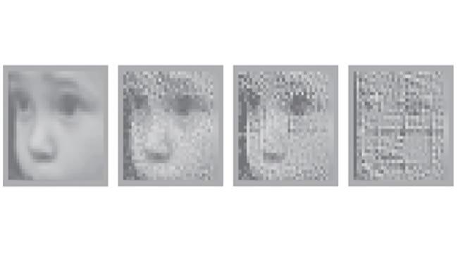 Imagen a través de la retina artificial
