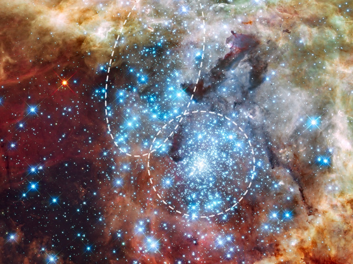 Hubble Cúmulos de estrellas