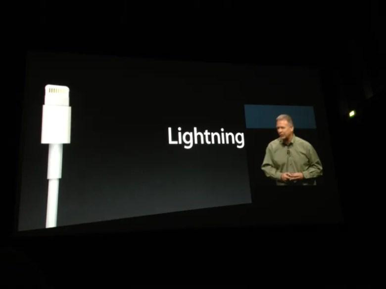 Conector iPhone 5 presentacion