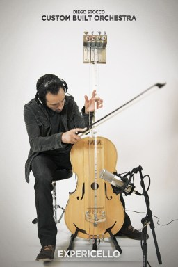 Diego Stocco - Custom Built Orchestra 3