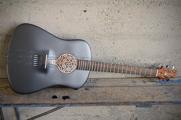 Guitarra 3D