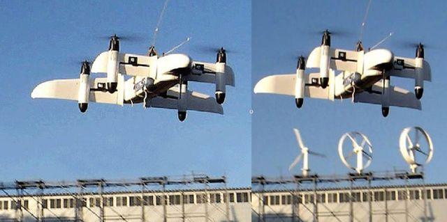 Comparativa Drones Iran y Japon