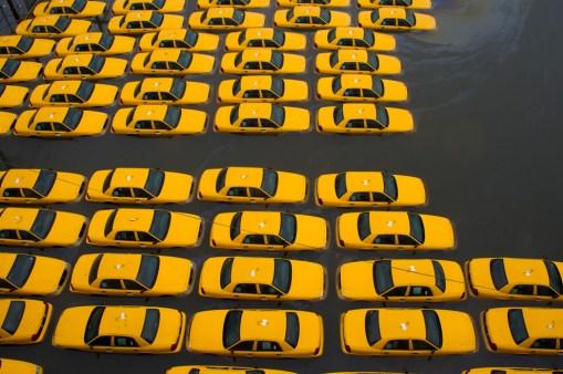 Sandy Taxis