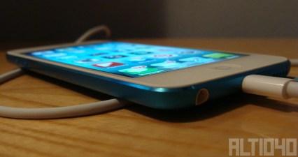 iPod Touch 5G grosor