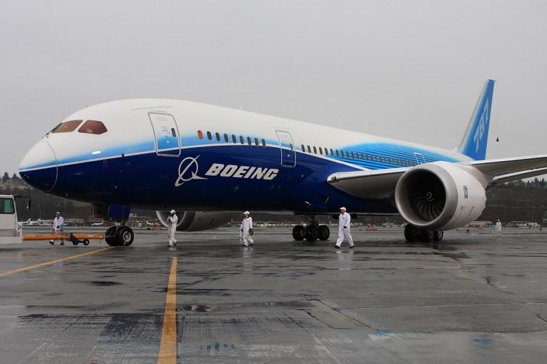 Boeing utiliza patatas en las pruebas de la Wi-Fi de sus aviones