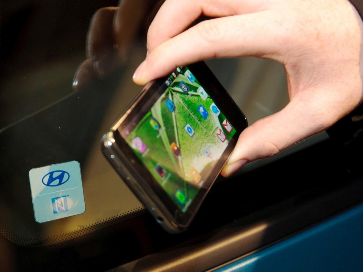 Hyundai NFC