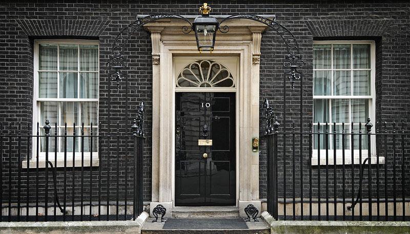 10 downing street- Reino Unido
