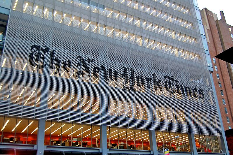 Hackers chinos atacaron al New York Times durante cuatro meses