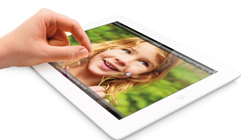 Rumores iPad 5
