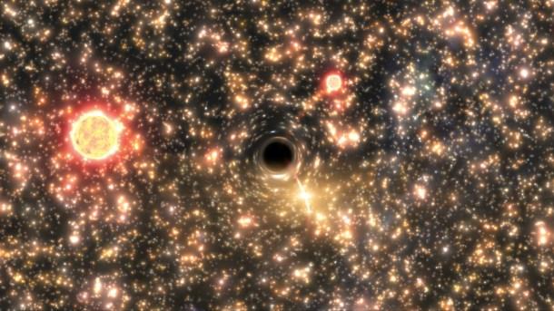 Event Horizon Telescope: en busca de la primera imagen de un agujero negro