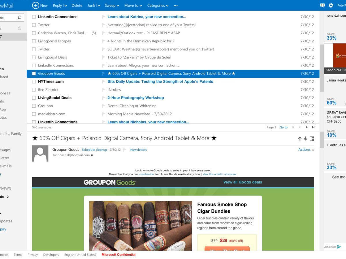 Microsoft anuncia el fin del antiguo Hotmail para este verano