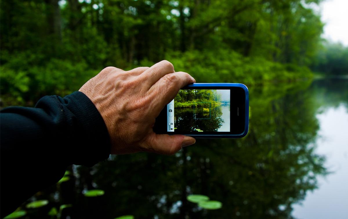 Apple patenta tecnología que tomaría fotos sin barridos
