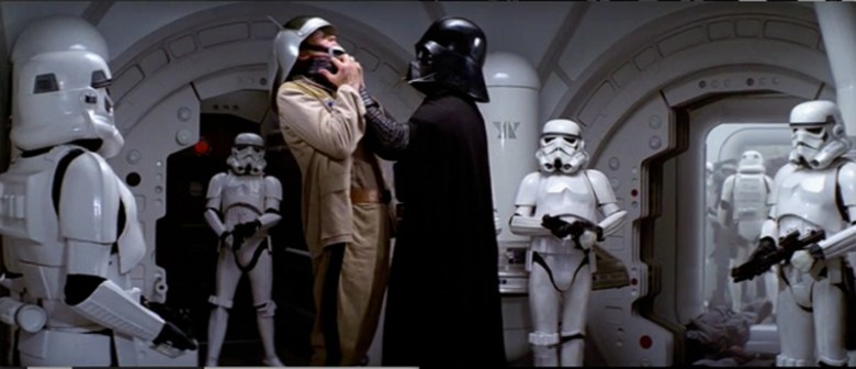 Cuánto pesa Darth Vader