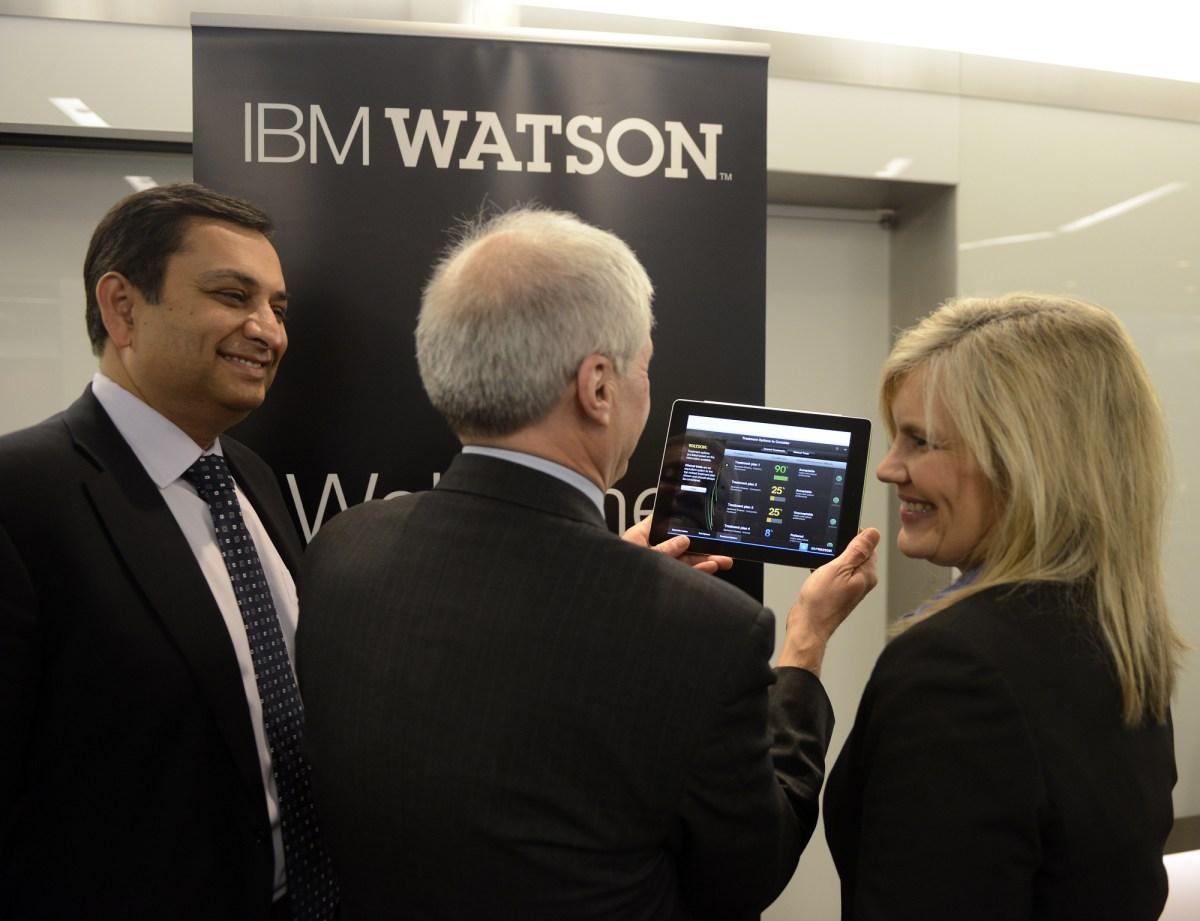 IBM Watson en Sanidad - Watson Mobile Developer Challenge