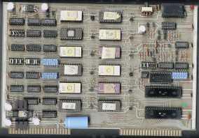 KIM-1 Tarjeta de Expansión de Memoria