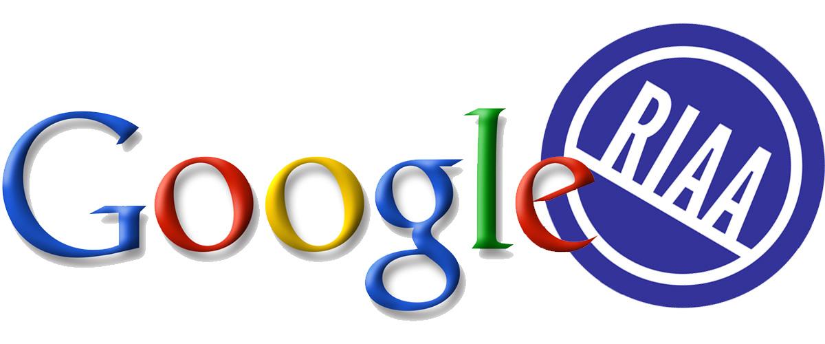 La RIAA arremete contra Google, otra vez