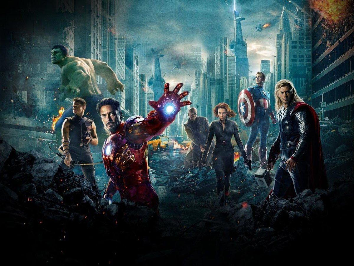 The Avengers: cómo construyeron la ciudad de Nueva York