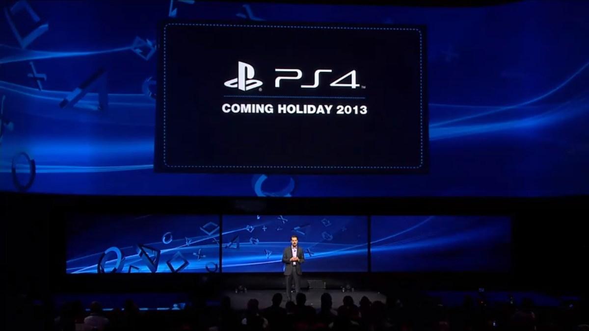 PlayStation 4: características técnicas confirmadas por Sony