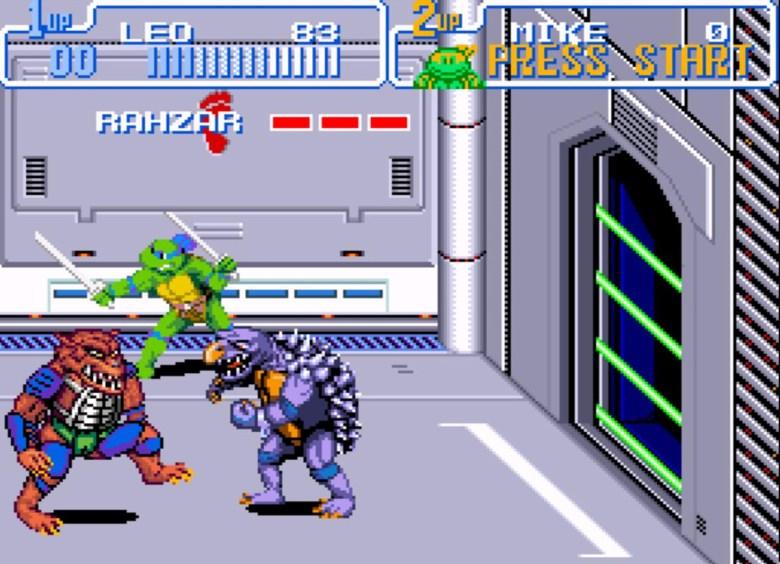 15 mil videojuegos para el acervo digital de la Universidad de Stanford Ninja Turtles 4
