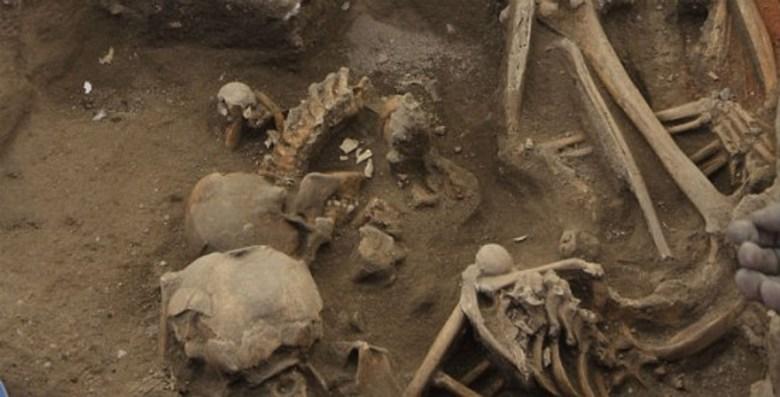 Encuentran en Oaxaca evidencias de los primeros pobladores de América