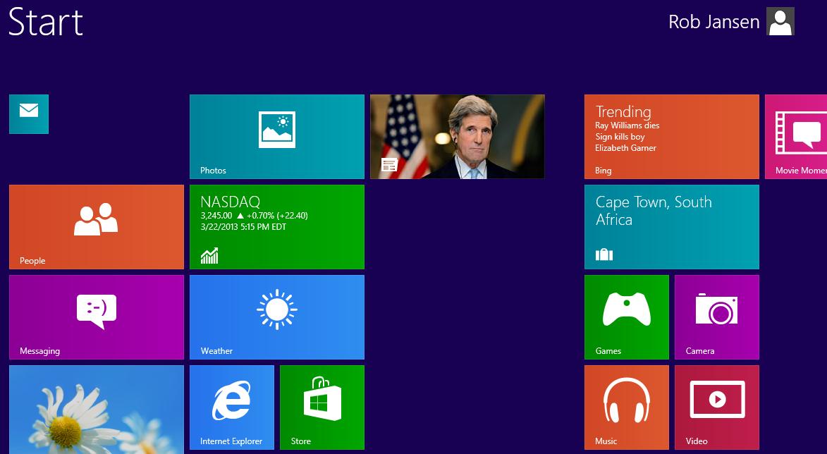Windows Blue es oficial