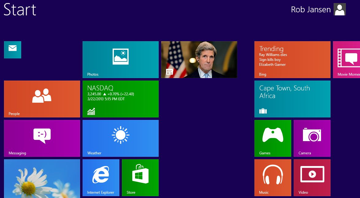 Windows Blue es oficial