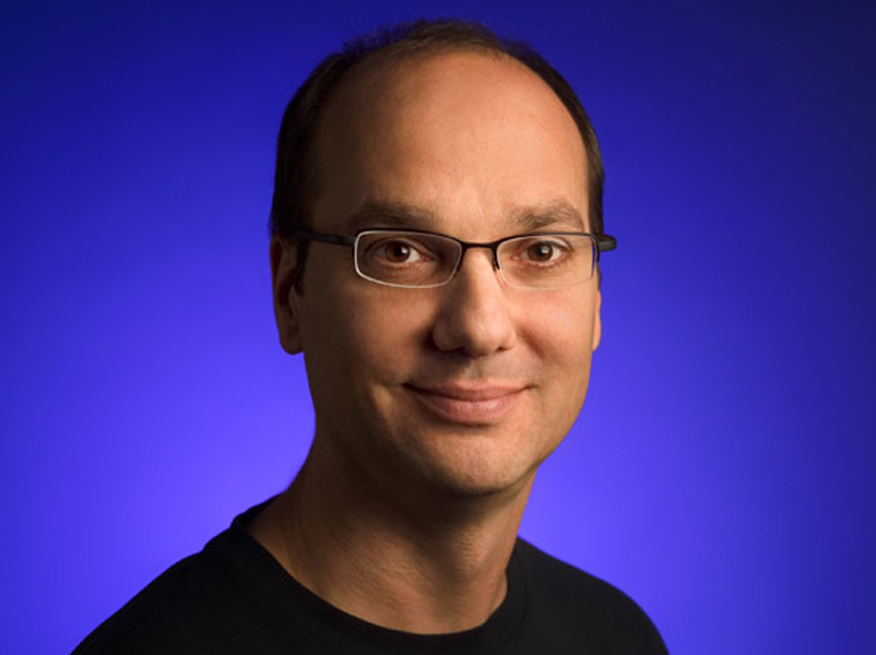 Andy Rubin deja Android