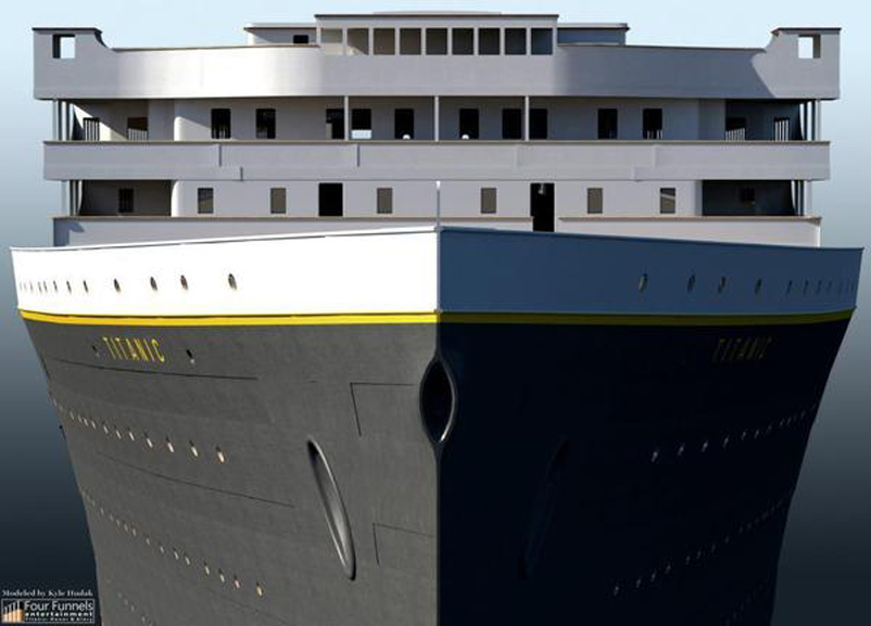 Titanic: Honor and Glory, un nuevo juego de Titanic