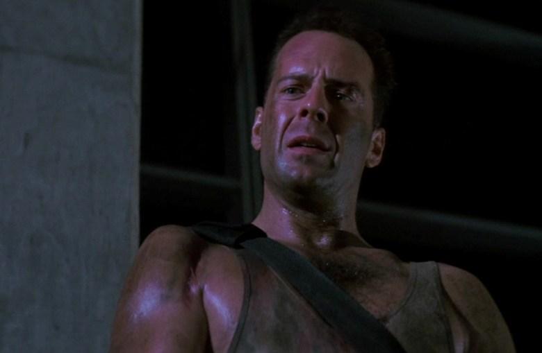 Bruce Willis es John McClaine