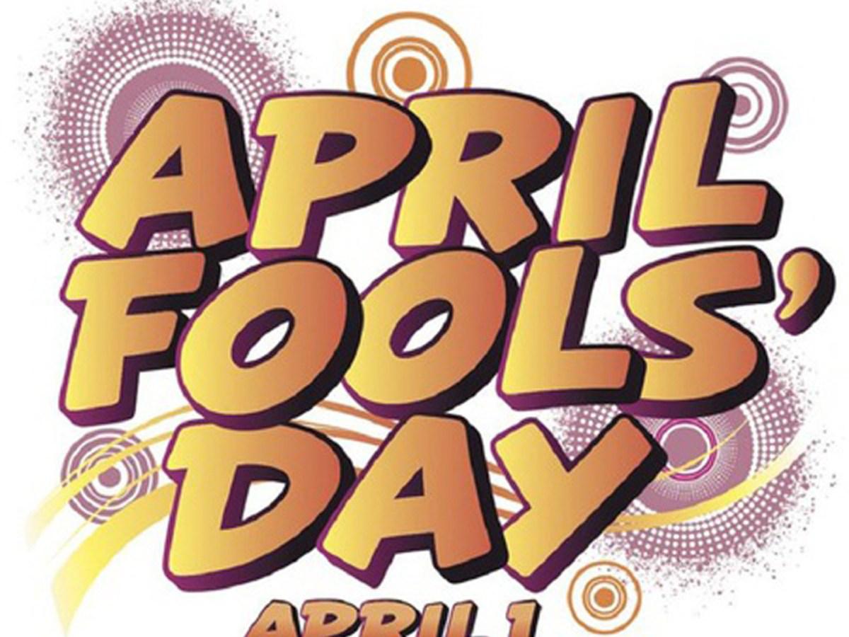Mejores bromas del April Fools' Day 2013