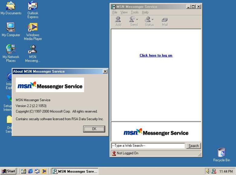 Messenger 2-2