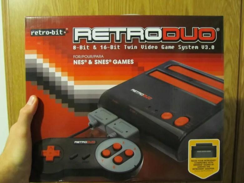 Retro-Duo - 5 proyectos para revivir nuestras consolas de videojuegos clásicas
