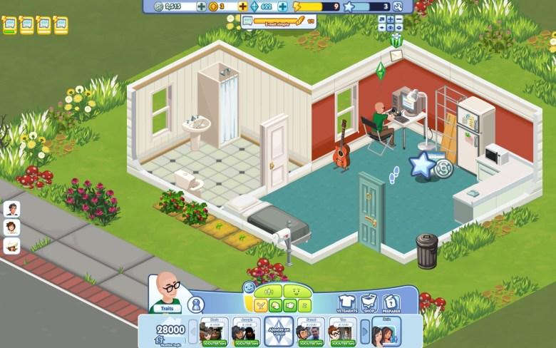 The Sims Social - Juegos sociales en FAcebook