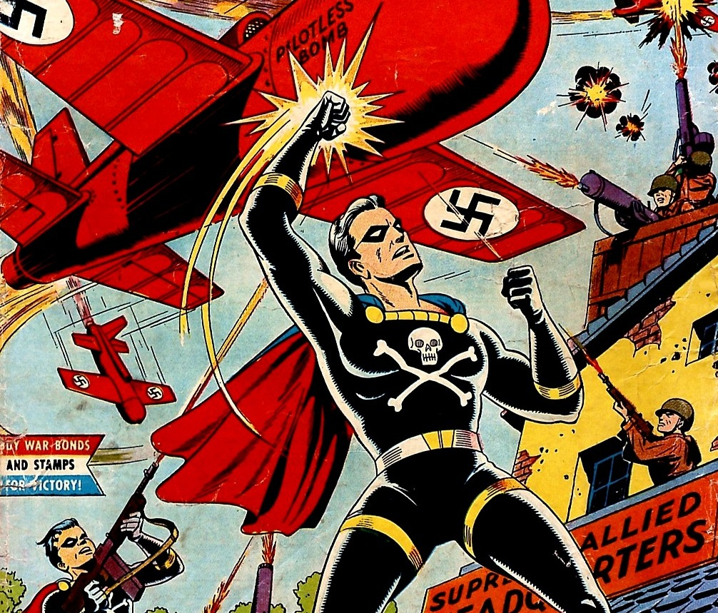 Black Terror - Propaganda Segunda Guerra Mundial