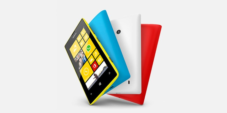Futuro de Nokia: el Lumia 520