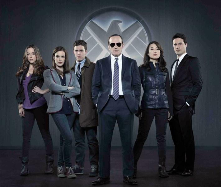 Agents of SHIELD., la nueva serie de Marvel para la ABC