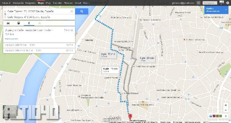 Google Maps (11) - Nuevo Google Maps, primeras impresiones