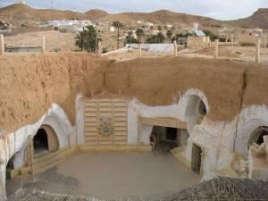 Hotel Sidi Driss - Star Wars Tatooine